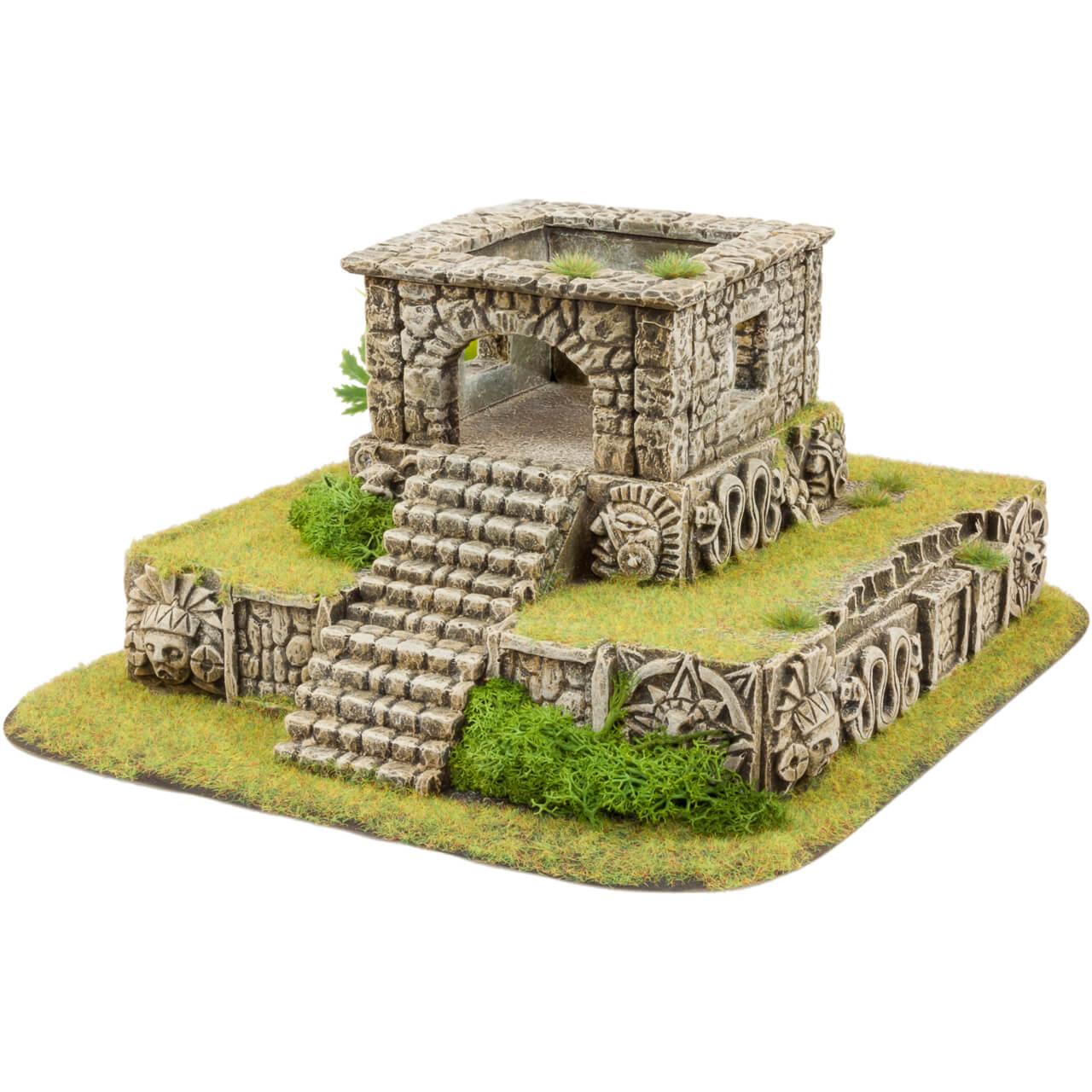 1. Produktabbildung - Dschungel Tempel