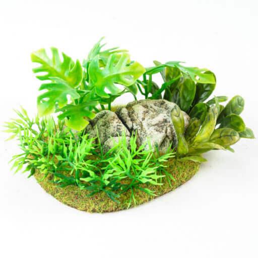 Dschungel Base 4