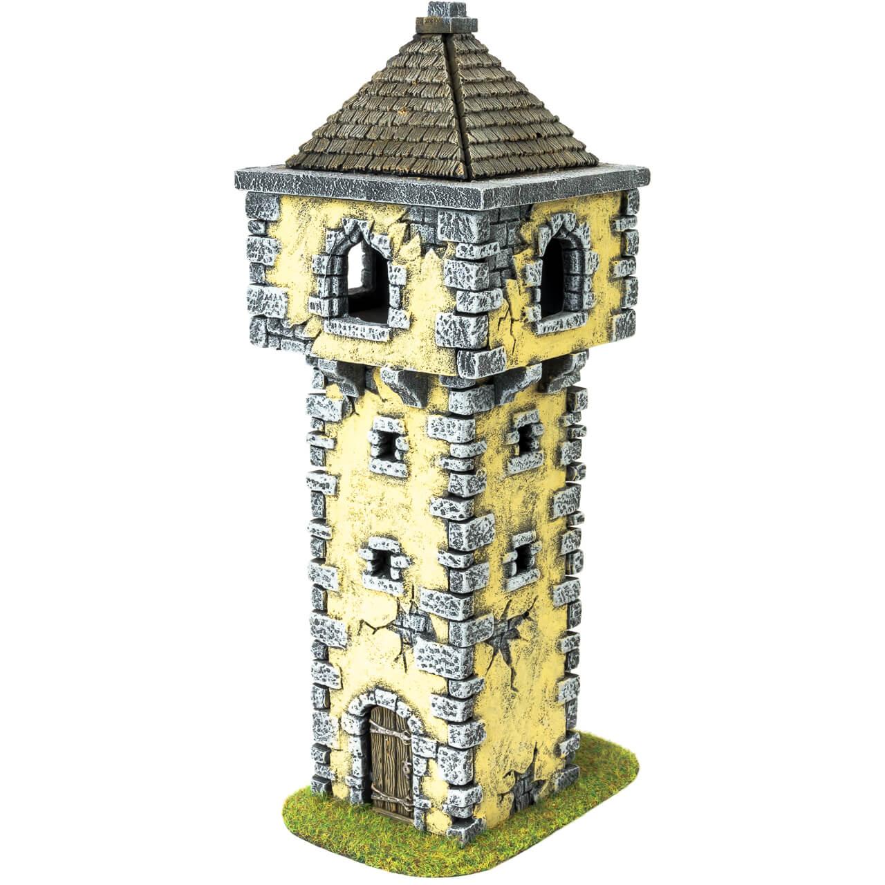 1. Produktabbildung - Bretonischer Turm
