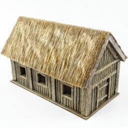 1. Produktabbildung - Holzhaus groß