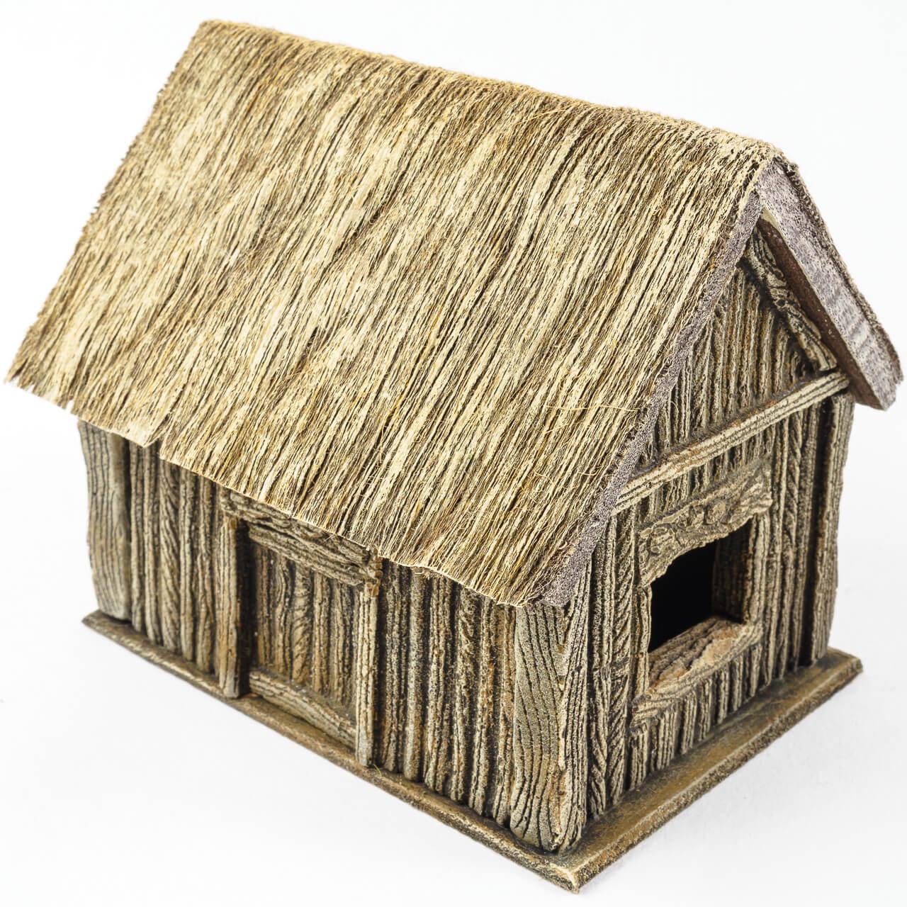 1. Produktabbildung - Holzhaus klein
