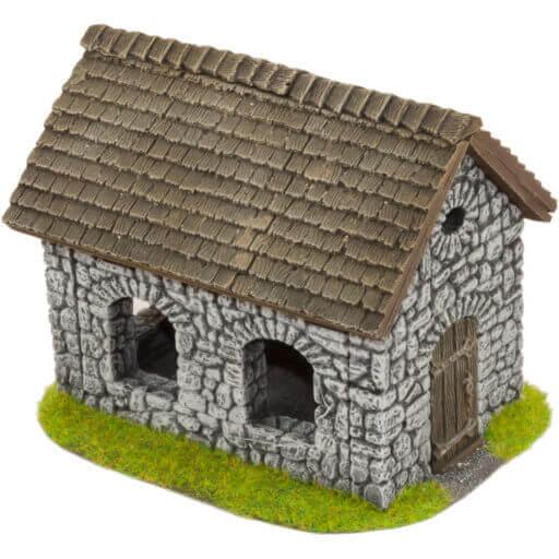 Kleines Steinhaus