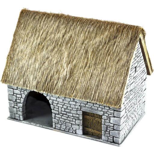Mittelalterliche Scheune