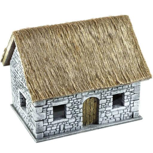 Mittelalterliches Haus 1