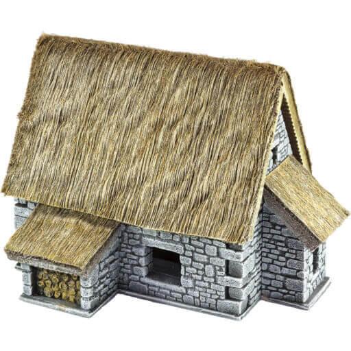 Mittelalterliches Haus 3