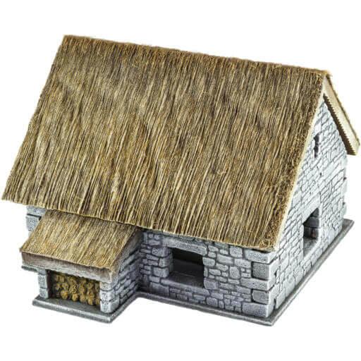 Mittelalterliches Haus 4