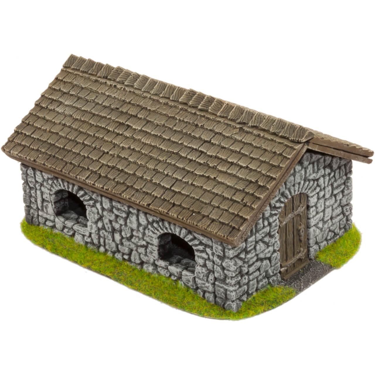 1. Produktabbildung - Steinhaus