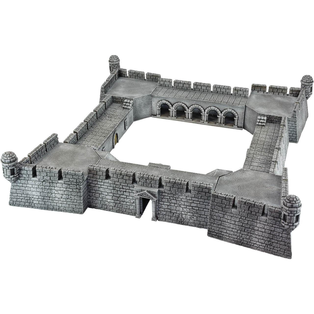 1. Produktabbildung - Vauban Fort 2 (grau)