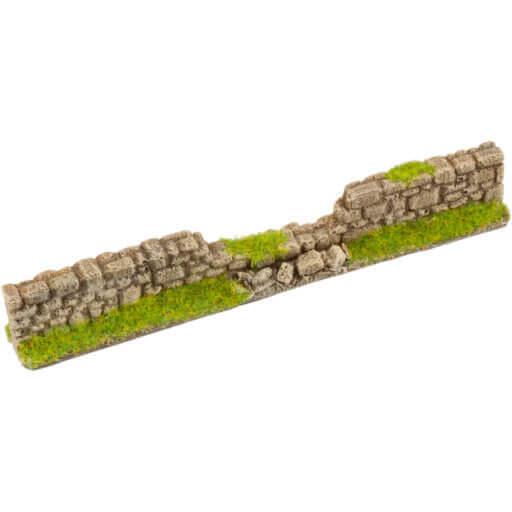 Steinmauer beige 1