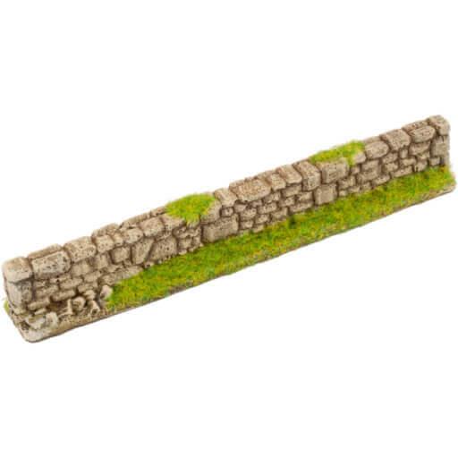 Steinmauer beige 2