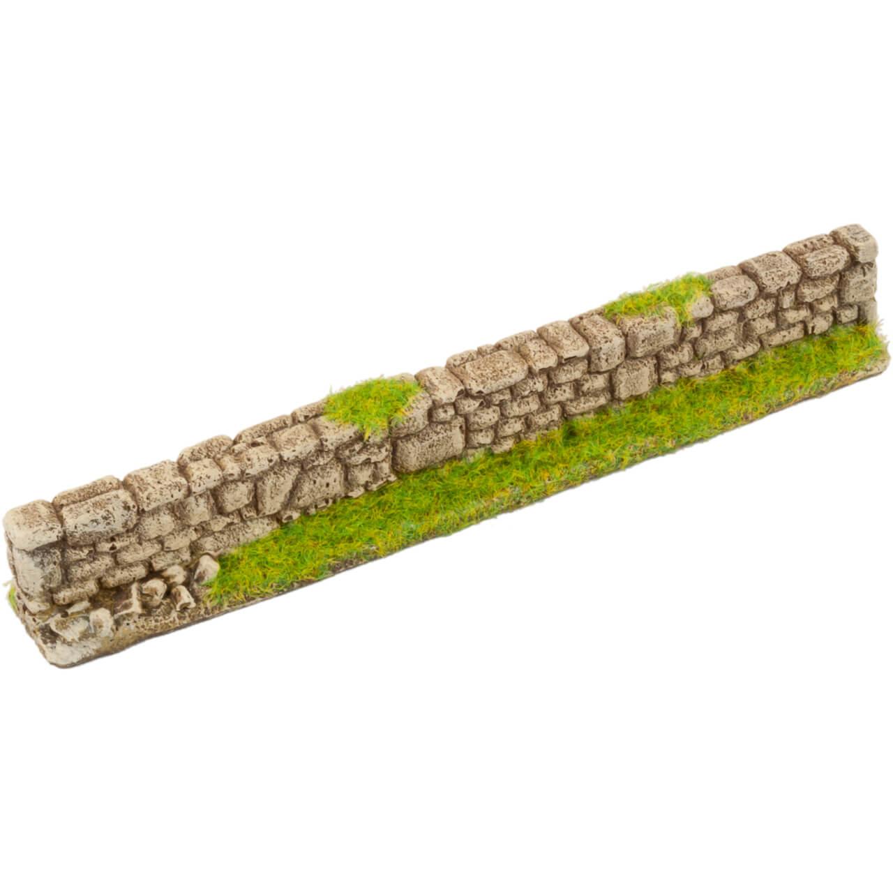 1. Produktabbildung - Steinmauer beige 2