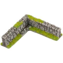 1. Produktabbildung - Steinmauer grau 4