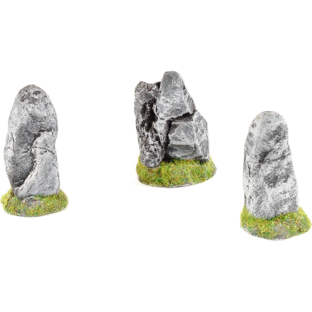 1. Produktabbildung - Hinkelsteine (3 Stück)