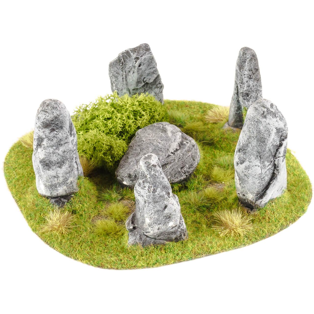1. Produktabbildung - Kleiner Steinkreis