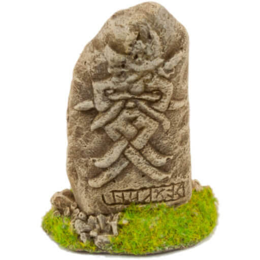 Runenstein beige