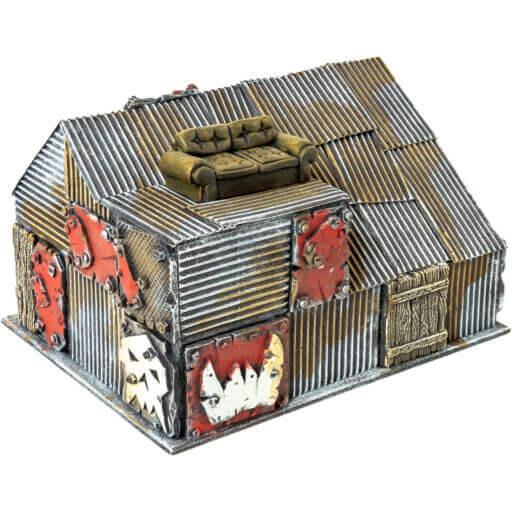 Ork Hütte 4