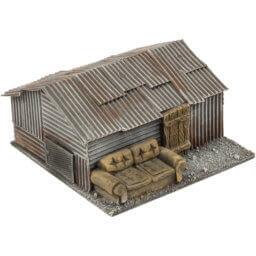 1. Produktabbildung - Slumhütte 1