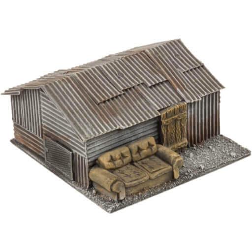 Slumhütte 1