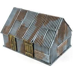 1. Produktabbildung - Slumhütte 10