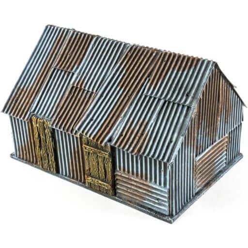 Slumhütte 10