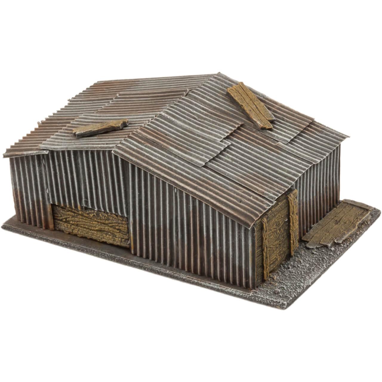 1. Produktabbildung - Slumhütte 2