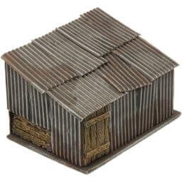 1. Produktabbildung - Slumhütte 3