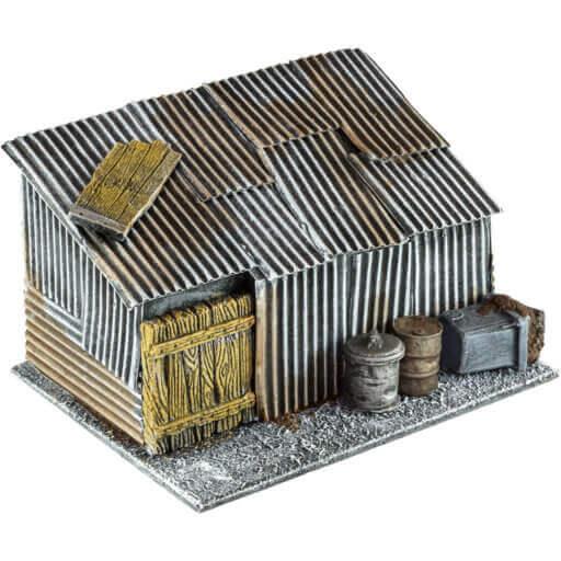 Slumhütte 6