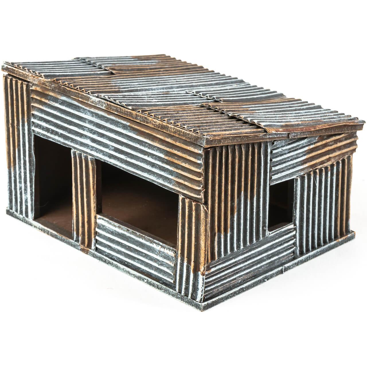 1. Produktabbildung - Slumhütte 7