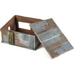 2. Produktabbildung - Slumhütte 7