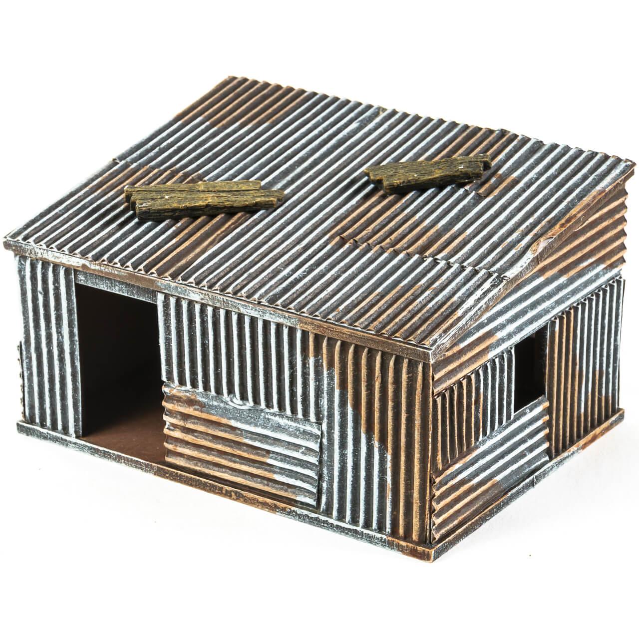 1. Produktabbildung - Slumhütte 8
