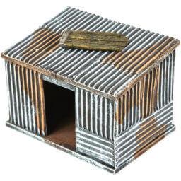 1. Produktabbildung - Slumhütte 9
